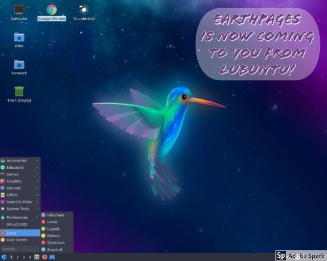 We're dropping Windows for Lubuntu!